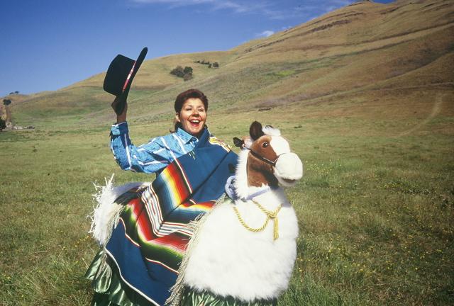 """Arlene on """"horse"""""""