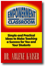 Empowerment in the Classroom
